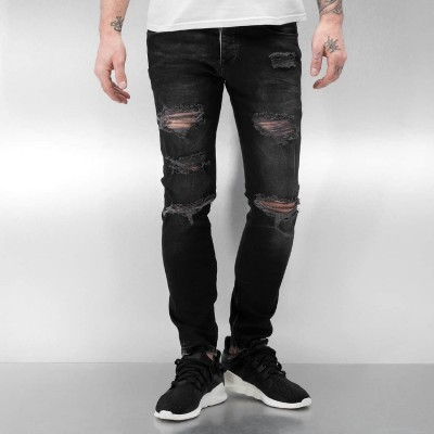 2Y Skinny Jeans Gnupa in black
