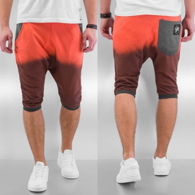 Just Rhyse Short Tomen in red