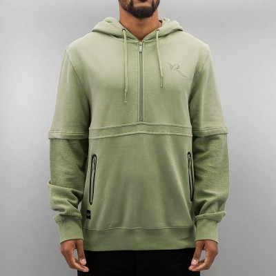 Rocawear Hoodie Thur in olive