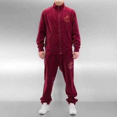 Rocawear Suits Velour in red