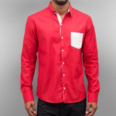 Cazzy Clang Shirt Quinn in red