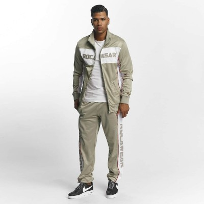 Rocawear Suits Sports in khaki