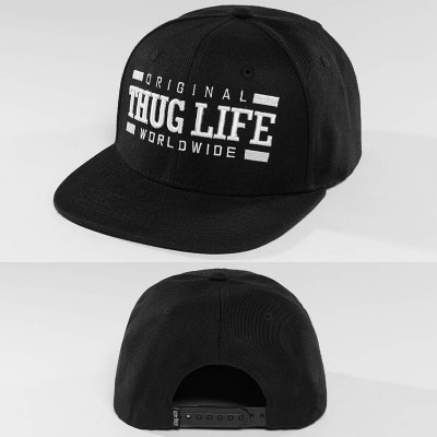 Thug Life Fitted Cap...