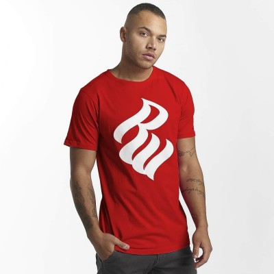 Rocawear T-Shirt Logo in red