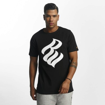 Rocawear T-Shirt Logo in black