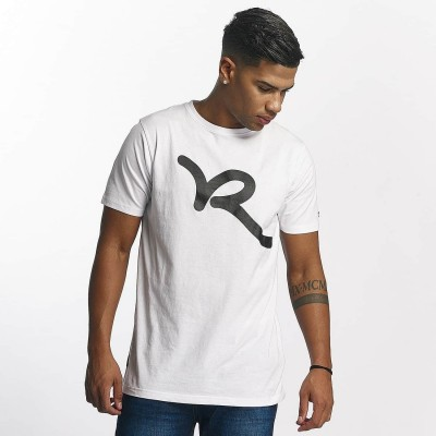 Rocawear T-Shirt Logo in white