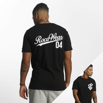 Rocawear T-Shirt 90th in black