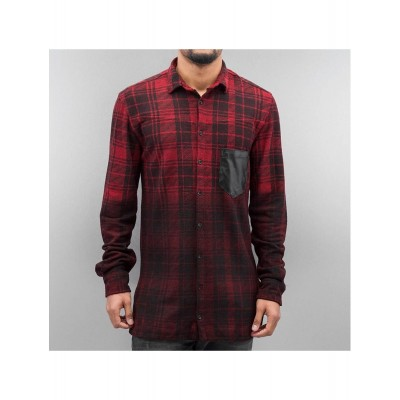 Bangastic Shirt Check in red