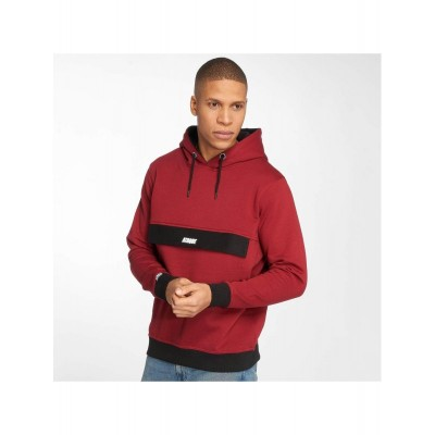 Ataque Hoodie Ourense in red
