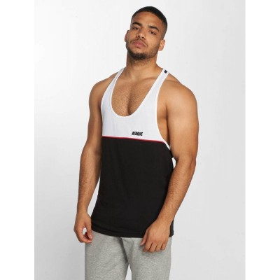 Ataque Tank Tops Baza in black