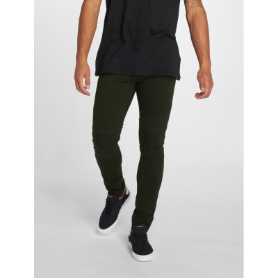 2Y Slim Fit Jeans Dio in olive