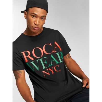 Rocawear T-Shirt NYC in black