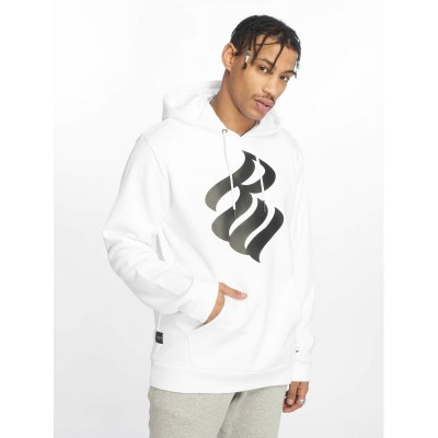 Rocawear Hoodie Basic in white