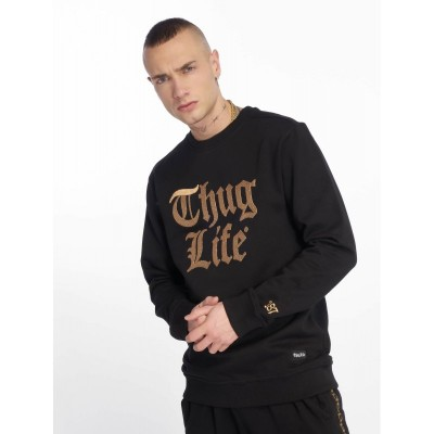 Thug Life Jumper Yung in black