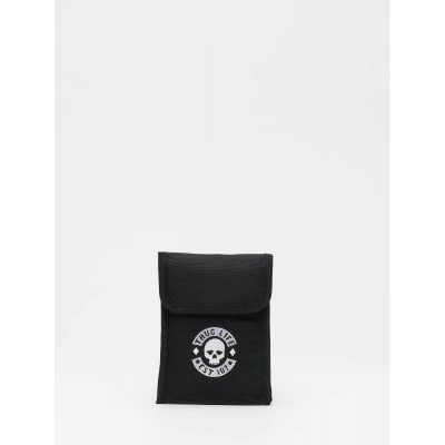 Thug Life Bag Skull in black