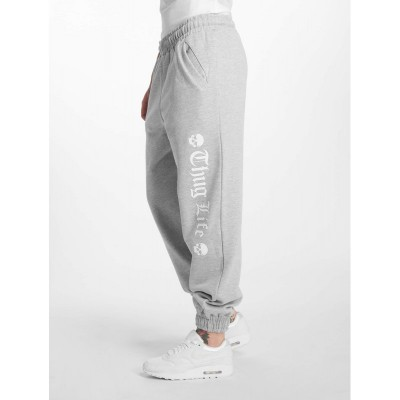 Thug Life Sweat Pant Grea...
