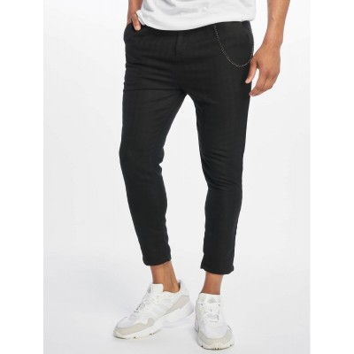 2Y Chino Toby in black