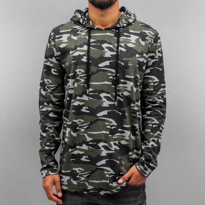Who Shot Ya? Camo Hoody...